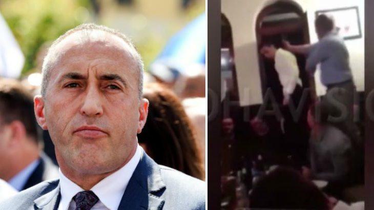 Haradinaj vazhdon ta lartësojë gjuajtjen me armë – kërkesa e tij për Vitin e Ri