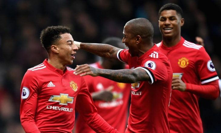 Formacionet zyrtare: Leicester City – Manchester United [Foto]