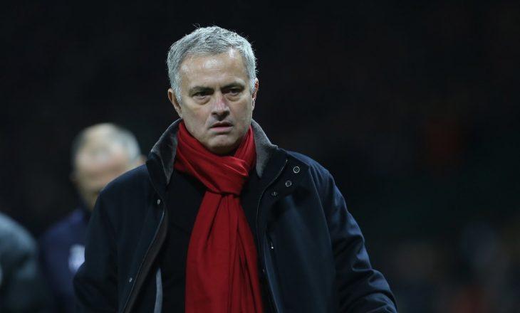 Mourinho shpërthen pas dështimit të radhës, fajëson Cityn dhe Guardiolan