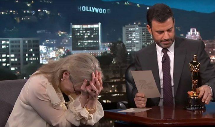 Meryl Streep nuk i kujtohen 20 filmat në të cilët është nominuar për Oscar (VIDEO)