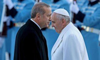 Pas 60 vjetëve – për herë të parë një lider turk viziton Vatikanin