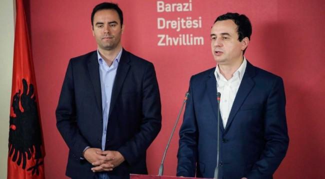 Konjufca: E kam të vështirë t'i drejtohem Albinit si kryeministër