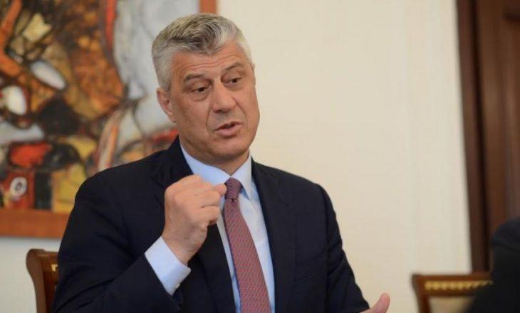 Pacolli akuzon Thaçin se gënjeu për vizat