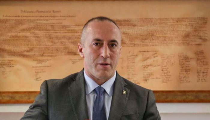 Haradinaj komenton letrën e Brnabiqit për Edi Ramën ku kërkohej tërheqja e njohjes për Kosovën