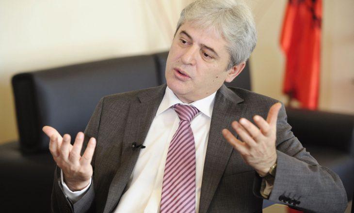 Fillon intervistimi i Ali Ahmetit nga Specialja