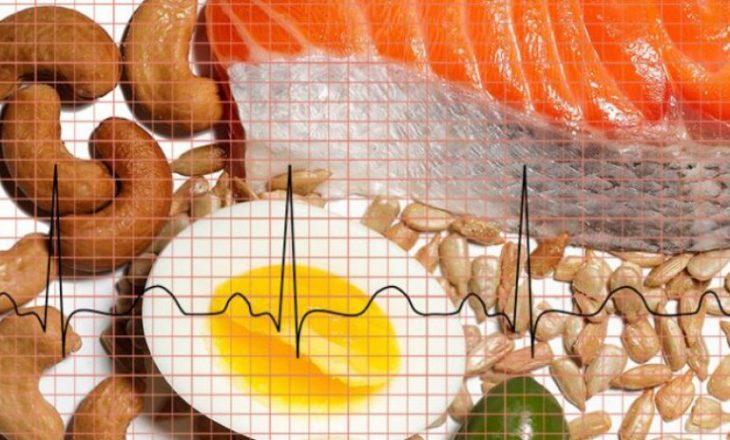 Ushqimet kundër problemeve me zemrën