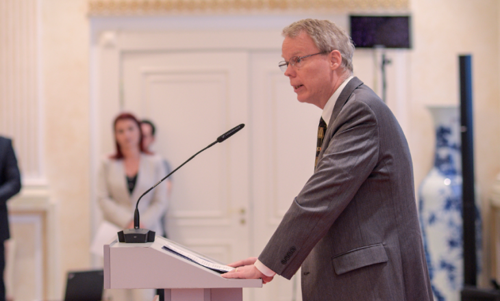 Ambasadori Delawie reagon pas vdekjes së papritur të Vokrrit