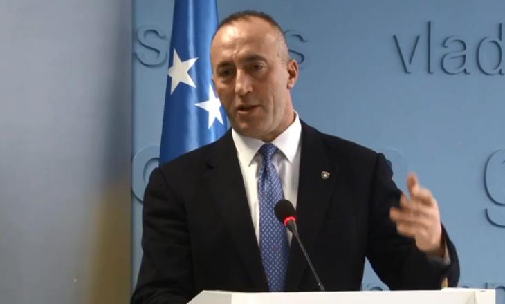 Haradinaj: Në SHBA nuk na dhanë detyra