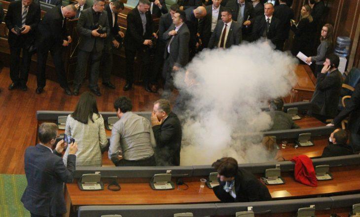 Tahiri: Projektligji për Amnisti është përpjekje për të legjitimuar dhunën e deputetëve
