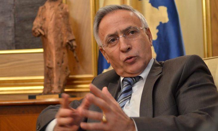 Jakup Krasniqi kërkon nga Prokuroria ta hetojë dhënien e 53 milionë eurove pë Bechtel Enka
