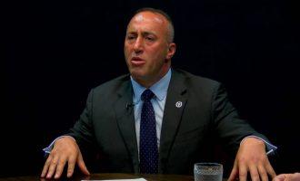 Haradinaj fajëson SHBA-në dhe BE-në për mos zhvillimin e Kosovës