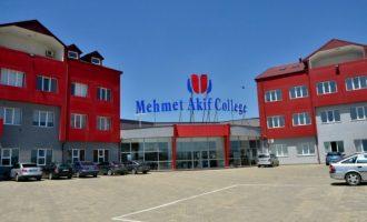 """Ekskluzive: Foto nga kamerat e sigurisë në banjot e kolegjit """"Mehmet Akif"""""""