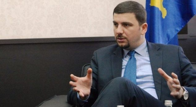 Memli Krasniqi shpall kandidaturën për kreun e PDK-së