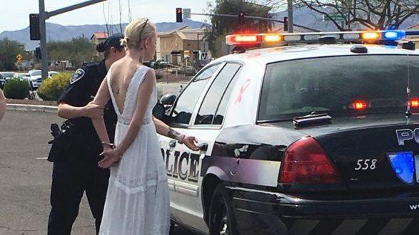 Nusja u nis drejt ceremonisë së martesës – përfundoi në prangat e policisë
