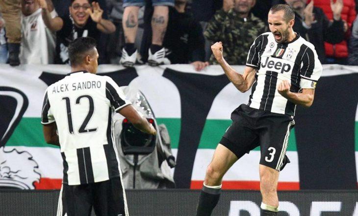 Dëmtohet sërish Chiellini, mungon ndaj Lazio-s