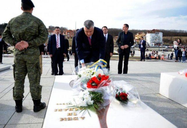 Thaçi: Kosova e Kroacia kanë bërë luftë mbrojtëse