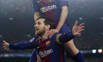Barcelona në çerekfinale – raporti i ndeshjes dhe notat e lojtarëve
