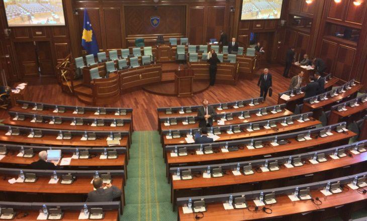 Sot vazhdon seanca për buxhetin e vitit 2019