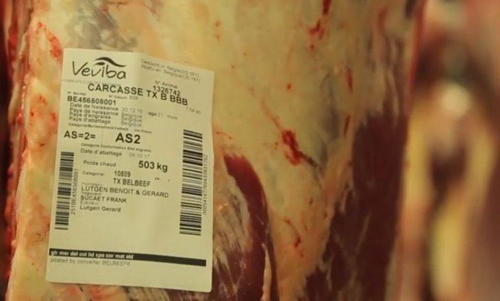 """Hetimi që nisi në Kosovë dhe u shndërrua """"skandali i mishit"""" në Belgjikë"""