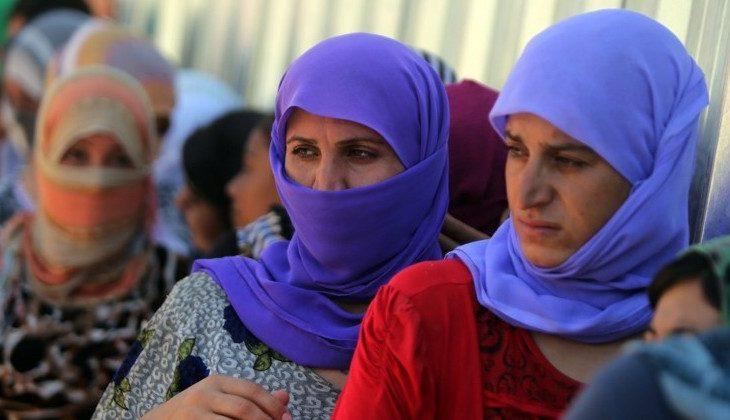 Gratë që shkuan në ISIS tani bëhen objekt i përdhunimit