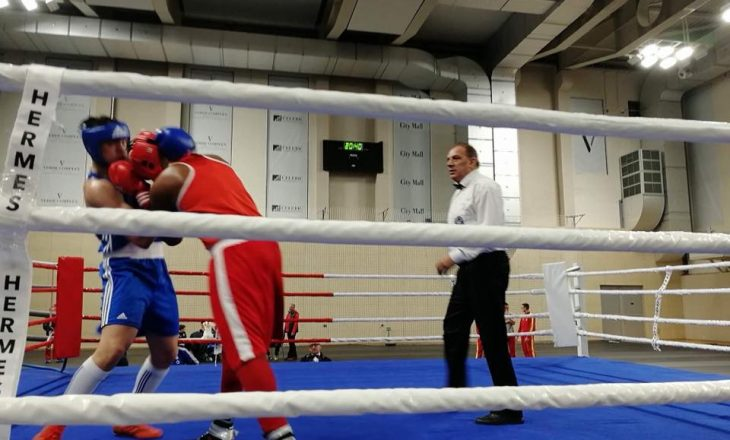 Kosova me tre boksierë në Kampionatin Evropian për të rinj