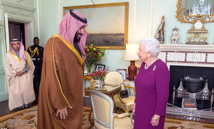 Mbretëresha e Britanisë është pasardhëse e profetit Muhamed