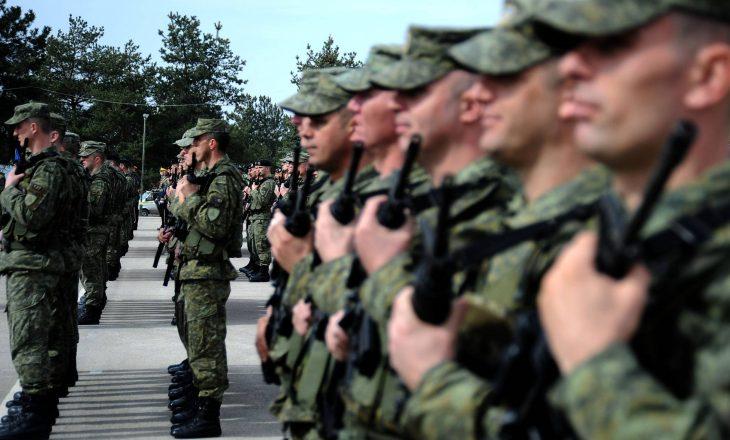 Ushtria, në gjysmën e parë të dhjetorit