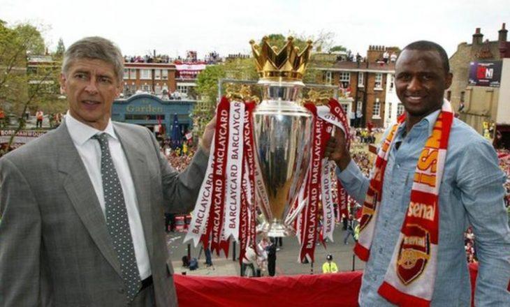 Vieira flet pas largimit të Wengerit – tregon nëse do të marrë drejtimin e Arsenalit