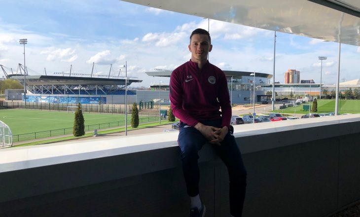 Sinan Bytyqi flet si e la futbollin pas operacionit ne zemër