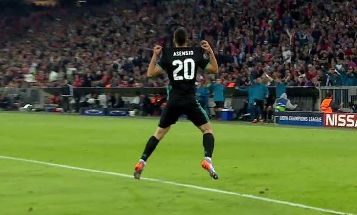 """Heroi i mbrëmjes, Asensio, flet për """"fitoren e madhe"""""""