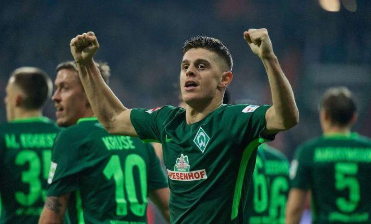 Formacionet zyrtare: VfB Stuttgart – Werder Bremen [Foto]