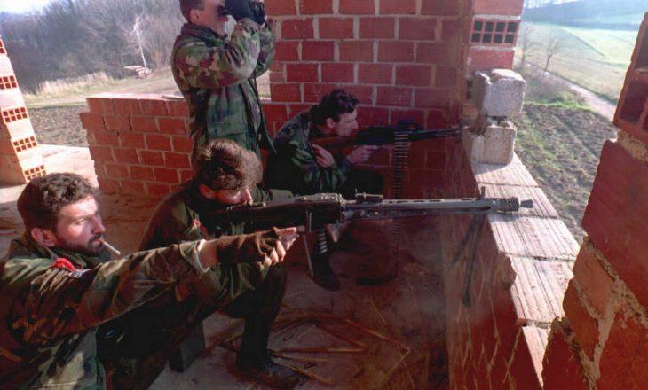 Arrestohen 12 persona për krime lufte në Bosnjë