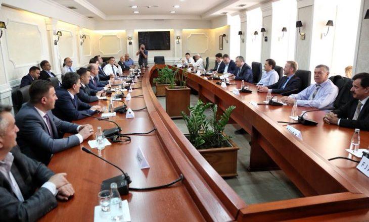 Hoti flet pas takimit: Qeveria ka qenë problematike me vendime arbitrare
