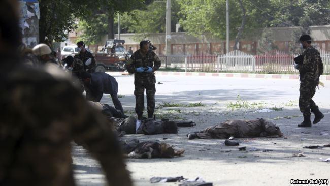 Vriten së paku shtatë gazetarë në Kabul