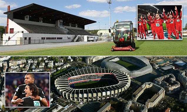 Finalja e Kupës së Francës: 2 milionë euro kundër 535 milionë eurove