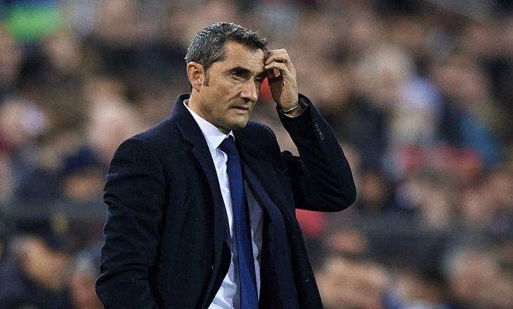 Valverde ishte sulmuar me komente nga yjet e Barcelonës – e pabesueshme për çfarë ishin ankuar disa lojtarë