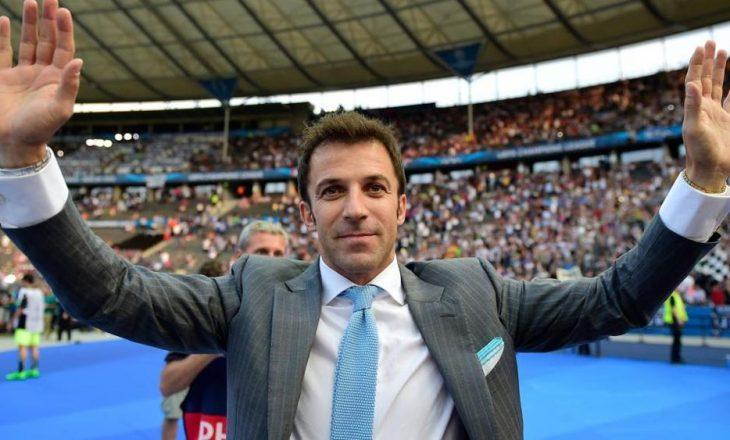 Del Piero thyen zemrat e Juventinëve me deklaratën e tij