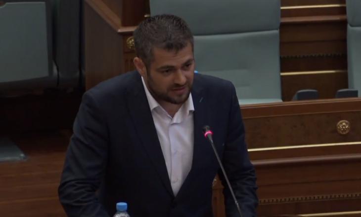 Djali i Ukshin Hotit emërohet kryetar i delegacionit të Kosovës për bisedime për të zhdukurit