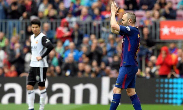 Andres Iniesta ka vendosur për të ardhmen e tij !