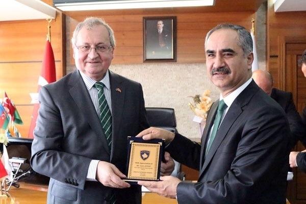 Kosova liron nga detyra ambasadorin në Turqi