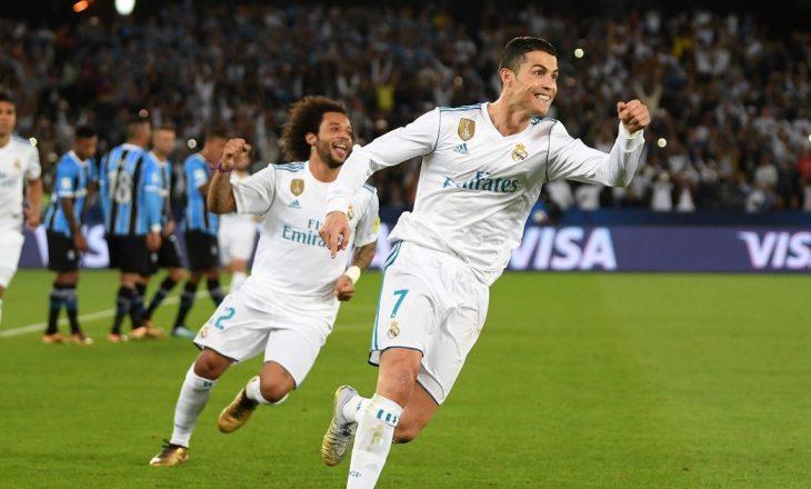 Dalin fanellat e reja të Real Madrid për sezonin 2018/2019