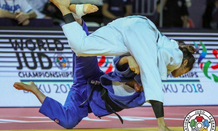 Këtu mund ta shikoni LIVE finalen e Nora Gjakovës në Antalya Grand Prix