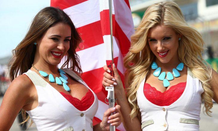 Bukuroshet joshëse nuk largohen nga Formula 1