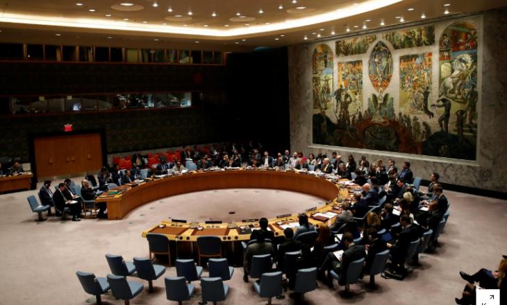 Sot takimi urgjent i Këshillit të Sigurimit të KB për shkak të sulmit me armë kimike në Siri