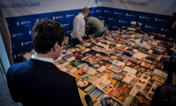 VV ka një kërkesë pas shqetësimit për gjendjen e bibliotekave në Kosovë