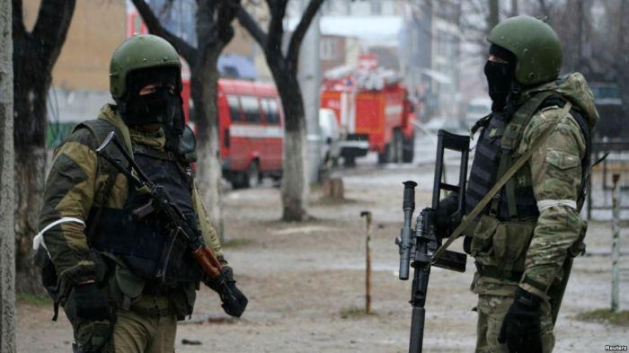 Vriten nëntë sulmues të dyshuar në Rusi