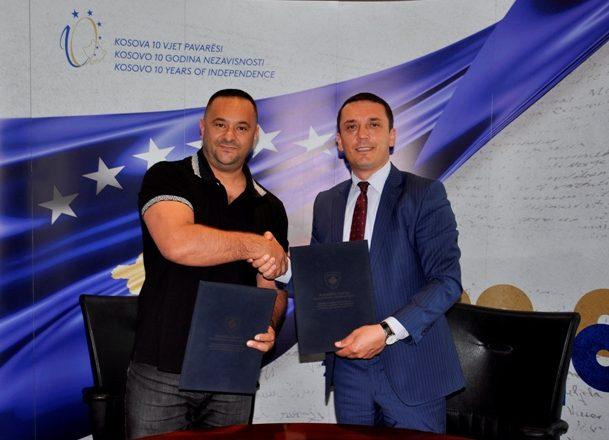 MKRSdo t'i mbështesë financiarishttrajnerët që kanërealizuar suksese në garat ndërkombëtare