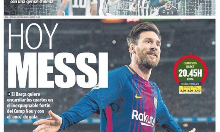 E pabesueshme se si mediat në Barcelonë e trajtojnë Ronaldon (FOTO)