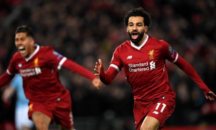 Notat e lojtarëve: Liverpool 3-0 Manchester City