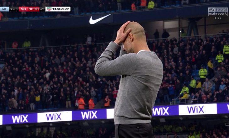 Hera e parë që kjo i ndodh Guardiolas